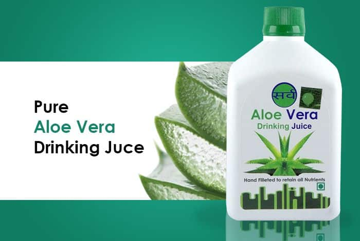 aloe vera juice for drink in India - 700 x 470