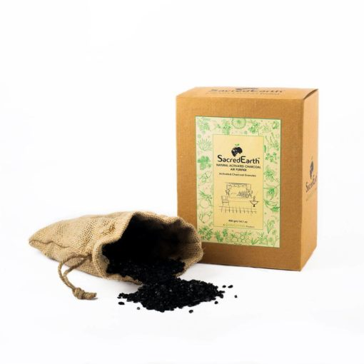 natural activated charcoal