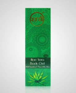 sarv aloe vera body gel 150 ml pack image 3 - 510 x 600